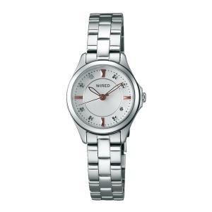 WIRED f ワイアード エフ SEIKO セイコー トリオ クロノ ペア 【国内正規品】 腕時計 レディース AGEK437 【送料無料】【代引き手数料無料】|tictac