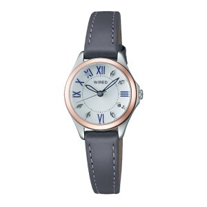 WIRED f ワイアード エフ SEIKO セイコー TiCTAC別注 ペアモデル 【国内正規品】 腕時計 レディース AGEK739 【送料無料】【代引き手数料無料】|tictac