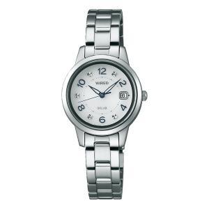 WIRED f ワイアード エフ SEIKO セイコー ペアスタイル ソーラー  【国内正規品】 腕時計 レディース AGED082 【送料無料】【代引き手数料無料】|tictac