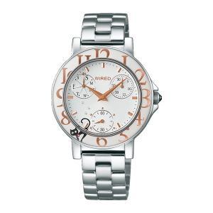 WIRED f ワイアード エフ SEIKO セイコー ネコの日 限定モデル 【国内正規品】 腕時計 レディース AGET712 【送料無料】【代引き手数料無料】|tictac