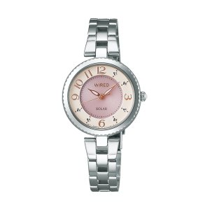 WIRED f ワイアード エフ SEIKO セイコー ソーラー 【国内正規品】 腕時計 レディース AGED085 【送料無料】【代引き手数料無料】|tictac
