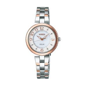 WIRED f ワイアード エフ SEIKO セイコー ソーラー 【国内正規品】 腕時計 レディース AGED087 【送料無料】【代引き手数料無料】|tictac