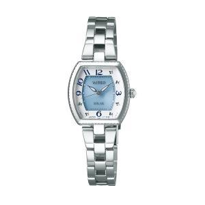 WIRED f ワイアード エフ SEIKO セイコー ソーラー 【国内正規品】 腕時計 レディース AGED089 【送料無料】【代引き手数料無料】|tictac