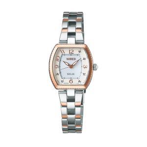WIRED f ワイアード エフ SEIKO セイコー ソーラー 【国内正規品】 腕時計 レディース AGED090 【送料無料】【代引き手数料無料】|tictac