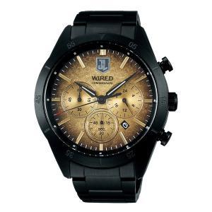 WIRED ワイアード SEIKO セイコー × JUSTICE LEAGUE  コラボ限定モデル 【国内正規品】 腕時計  AGAT717 【送料無料】【代引き手数料無料】|tictac