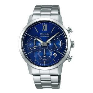 WIRED ワイアード SEIKO セイコー PAIR STYLE ペアスタイル 【国内正規品】 腕時計 メンズ AGAT413 【送料無料】【代引き手数料無料】|tictac