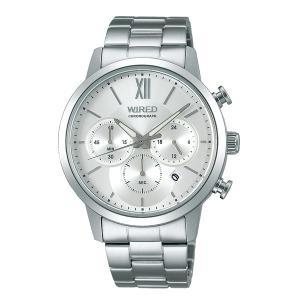 WIRED ワイアード SEIKO セイコー PAIR STYLE ペアスタイル 【国内正規品】 腕時計 メンズ AGAT414 【送料無料】【代引き手数料無料】|tictac