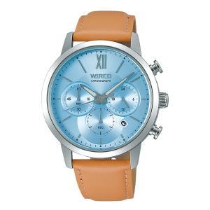 WIRED ワイアード SEIKO セイコー PAIR STYLE ペアスタイル 【国内正規品】 腕時計 メンズ AGAT415 【送料無料】【代引き手数料無料】|tictac