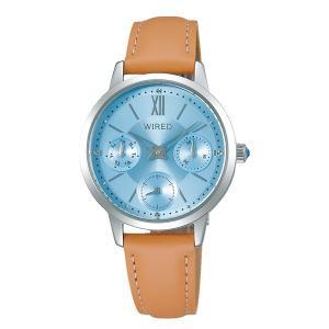 WIRED ワイアード SEIKO セイコー PAIR STYLE ペアスタイル 【国内正規品】 腕時計 レディース AGET407 【送料無料】【代引き手数料無料】|tictac