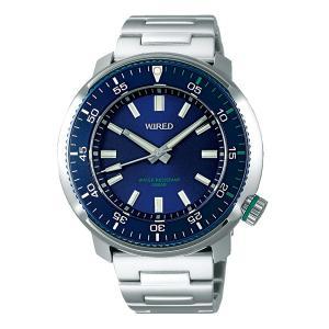 WIRED ワイアード SEIKO セイコー SOLIDITY ソリディティ 【国内正規品】 腕時計 メンズ AGAJ405 【送料無料】【代引き手数料無料】|tictac
