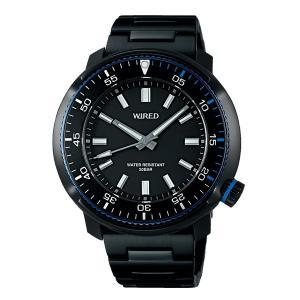 WIRED ワイアード SEIKO セイコー SOLIDITY ソリディティ 【国内正規品】 腕時計 メンズ AGAJ406 【送料無料】【代引き手数料無料】|tictac