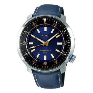 WIRED ワイアード SEIKO セイコー SOLIDITY ソリディティ 【国内正規品】 腕時計 メンズ AGAJ407 【送料無料】【代引き手数料無料】|tictac