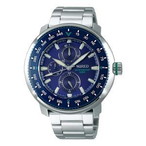 WIRED ワイアード SEIKO セイコー SOLIDITY ソリディティ 【国内正規品】 腕時計 メンズ AGAT416 【送料無料】【代引き手数料無料】|tictac