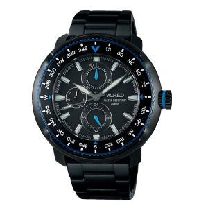 WIRED ワイアード SEIKO セイコー SOLIDITY ソリディティ 【国内正規品】 腕時計 メンズ AGAT417 【送料無料】【代引き手数料無料】|tictac