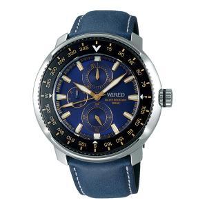 WIRED ワイアード SEIKO セイコー SOLIDITY ソリディティ 【国内正規品】 腕時計 メンズ AGAT418 【送料無料】【代引き手数料無料】|tictac