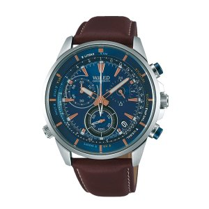 WIRED ワイアード SEIKO セイコー THE BLUE  ザ・ブルー 【国内正規品】 腕時計 メンズ AGAW447 【送料無料】【代引き手数料無料】|tictac