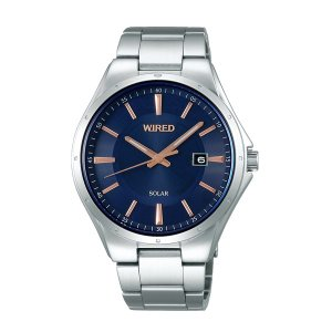 WIRED ワイアード SEIKO セイコー ニュースタンダード ソーラー 【国内正規品】 腕時計 AGAD401 【送料無料】【代引き手数料無料】|tictac