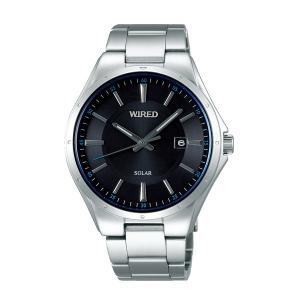 WIRED ワイアード SEIKO セイコー ニュースタンダード ソーラー 【国内正規品】 腕時計 AGAD402 【送料無料】【代引き手数料無料】|tictac