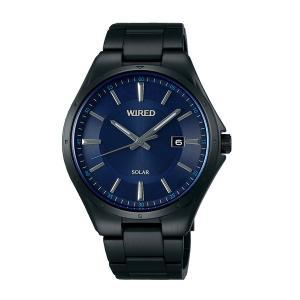 WIRED ワイアード SEIKO セイコー ニュースタンダード ソーラー 【国内正規品】 腕時計 AGAD403 【送料無料】【代引き手数料無料】|tictac