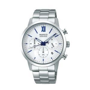 WIRED ワイアード SEIKO セイコー 祝成人限定 700本 ペア 【国内正規品】 腕時計 メンズ AGAT722 【送料無料】【代引き手数料無料】|tictac
