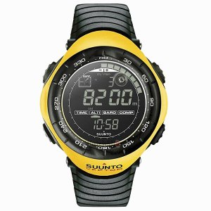 SUUNTO スント  Vector Yellow (ヴェクター・イエロー)  腕時計 【国内正規品】 SS010600610 【送料無料】【代引き手数料無料】|tictac
