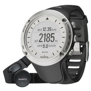 SUUNTO スント AMBIT HR アンビット HR シルバー  国内正規品 腕時計 SS018371000 【送料無料】【代引き手数料無料】|tictac