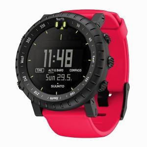 SUUNTO スント CORE コア RED CRUSH レッドクラッシュ 【国内正規品】 腕時計 SS018810000 【送料無料】【代引き手数料無料】|tictac