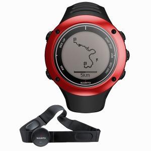 SUUNTO スント AMBIT 2 S HR RED アンビット 2 S HR レッド 国内正規品 腕時計 SS019209000 【送料無料】【代引き手数料無料】|tictac