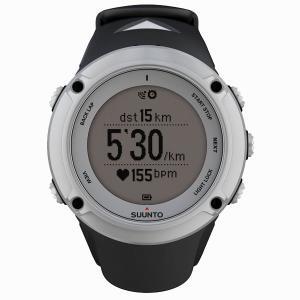 SUUNTO スント AMBIT 2 SILVER アンビット 2 シルバー 国内正規品 腕時計 SS019650000 【送料無料】【代引き手数料無料】|tictac