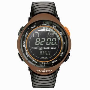 SUUNTO スント Vector ヴェクター Marron Brown マロンブラウン 【国内正規品】 腕時計 SS020177000 【送料無料】【代引き手数料無料】|tictac