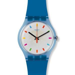 SWATCH スウォッチ COLOR STUDIO カラースタジオ COLOR SQUARE カラー・スクエア 【国内正規品】 腕時計 SUON125 【送料無料】【代引き手数料無料】|tictac