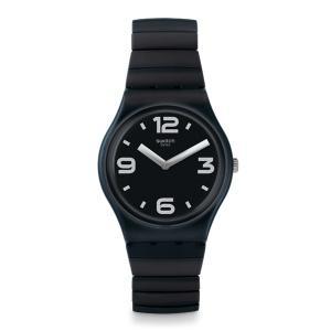 SWATCH スウォッチ COLOR STUDIO カラースタジオ BLACKHOT ブラックホット 【国内正規品】 腕時計 GB299B 【送料無料】【代引き手数料無料】|tictac