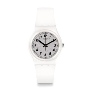 SWATCH スウォッチ Gent ジェント SOMETHING WHITE サムシング・ホワイト 【国内正規品】 腕時計 GW194 【送料無料】【代引き手数料無料】|tictac