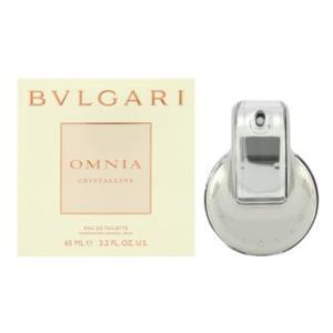 ブルガリ BVLGARI オムニア クリスタリン EDT/65mL フレグランス 香水 レディース メンズ ユニセックス 男性用 女性用 大人気|tifose