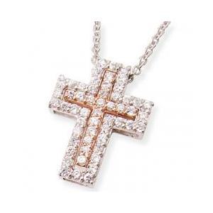 組み合わせ9wayクロス十字架キラキラクストーンレディースネックレス me.ミー#95-0198ウィメンズ|tifose