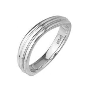 ウェーブラインメンズリング指輪プラチナコーティングメンズ ホワイトデ|tifose