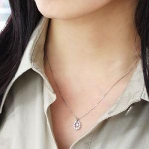 天然ダイヤモンド0.3ctカラットプラチナネックレス ペンダントメンズ|tifose|02