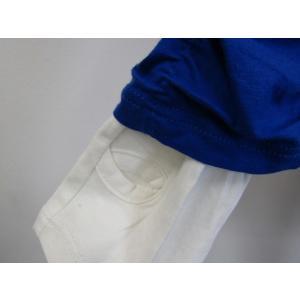 フェイクレイヤードくしゅ指穴ロングTシャツ トップス/長袖/カットソー|tifose|08
