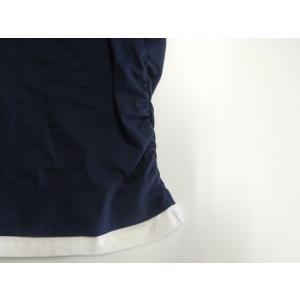 フレアー袖シャーリングカットソー フリル袖/Tシャツ/半袖/トップス|tifose|09