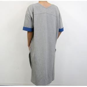 リアルデニムポケットビッグTシャツ ワンピース/トップス|tifose|05