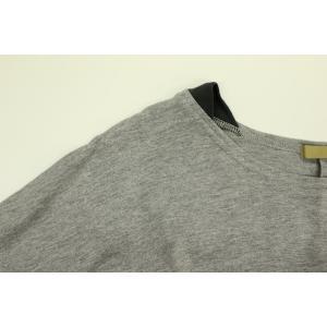 リブ使いドルマンカットソー tシャツ/Tシャツ/長袖/綿/カットソー/トップス|tifose|06