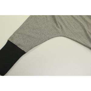 リブ使いドルマンカットソー tシャツ/Tシャツ/長袖/綿/カットソー/トップス|tifose|07
