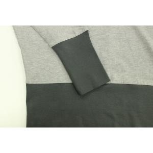 リブ使いドルマンカットソー tシャツ/Tシャツ/長袖/綿/カットソー/トップス|tifose|09