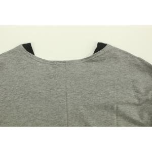 リブ使いドルマンカットソー tシャツ/Tシャツ/長袖/綿/カットソー/トップス|tifose|10