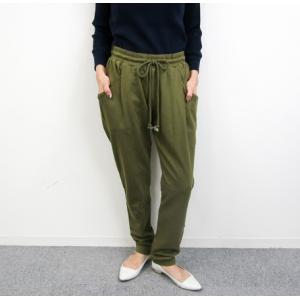 立体ポケット裏毛テーパードパンツ パンツ/ボトムス|tifose