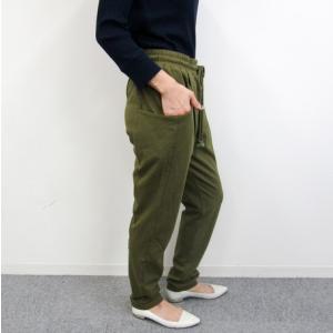 立体ポケット裏毛テーパードパンツ パンツ/ボトムス|tifose|02