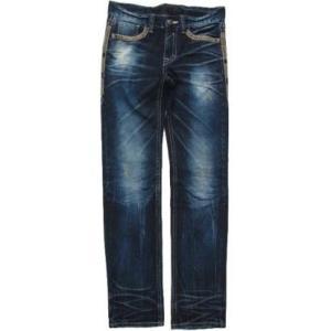 【送料無料】セミストレートジーンズ/メンズ/REDPEPPERJEANS/レッドペッパージーンズ/正規品/大きいサイズ/韓国デニム/ジーパン/パンツ|tifose