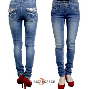 RED PEPPER JEANS レッドペッパージーンズ レ...