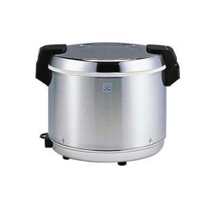 タイガー 業務用電子ジャー 炊きたて 3升 保温専用 JHA-540ASTN ステンレス|tiger-online