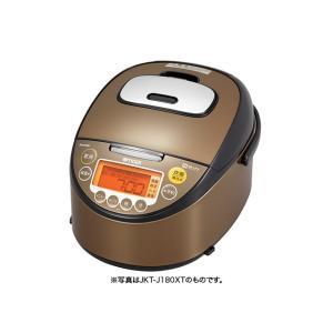 炊飯器 タイガー JKT-J180XT ブラウン 1升 IH...